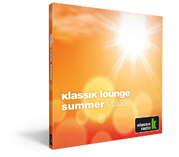 "Doppelalbum ""Klassik Lounge Summer Vol.2"""
