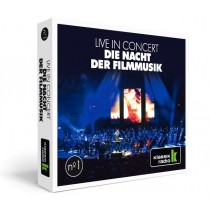 CD Cover Live-Album Klassik Radio live in Concert