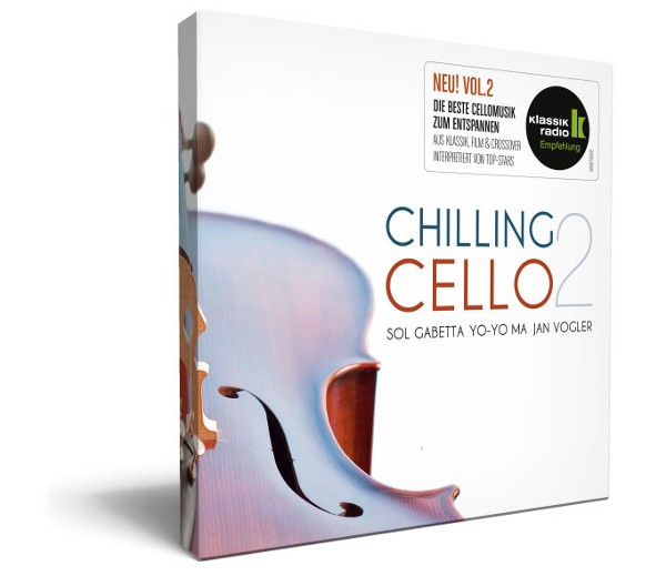 Doppel-CD Chilling Cello