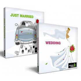 Wedding&Just Married Set