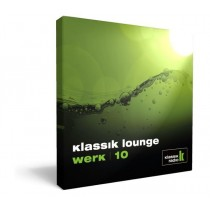 CD Klassik Lounge Werk 10