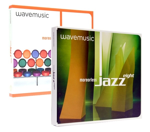 Wavemusic - das Jazz-Set (2CDs)