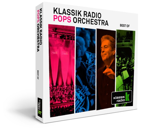 Klassik Radio Pops Orchestra - BEST OF 2er CD